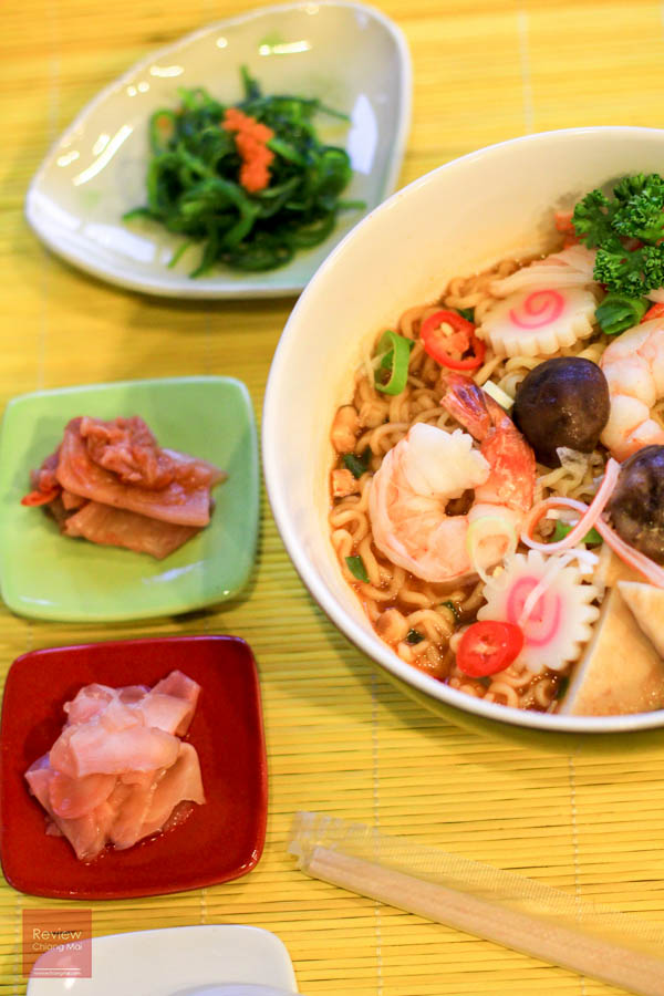 Nissin Noodle Spicy Seafood